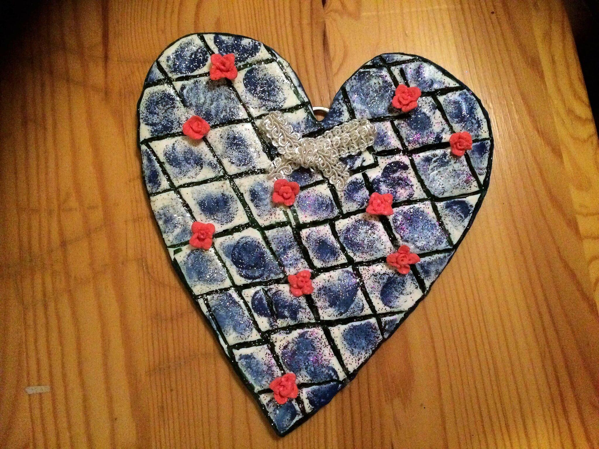 Måla-stora-mönster-hjärtan